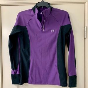 Under Armour Pullover Coldwear Size Med